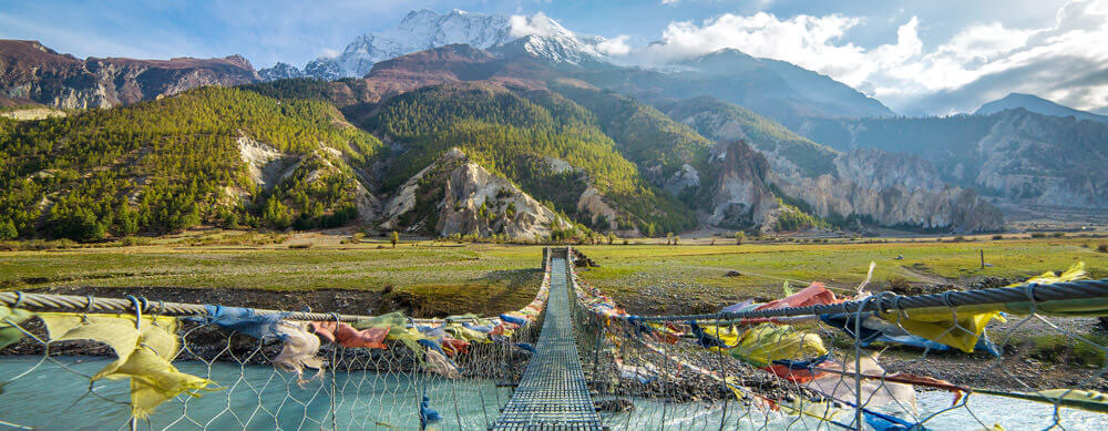 Travel safely to Nepal with Passport Health's travel vaccinations and advice.