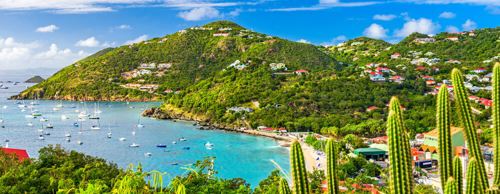 Saint Barthélemy is a top travel destination. Ensure you're protected.