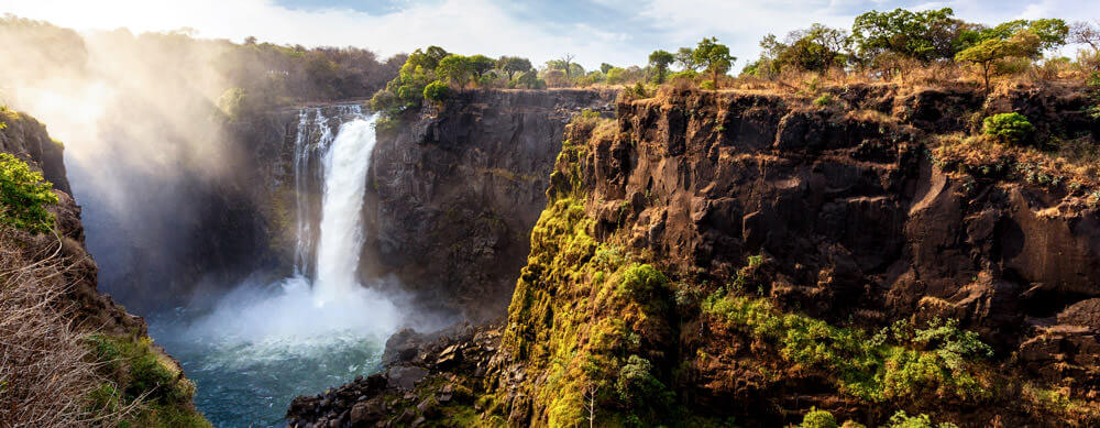 Victoria Falls is one major reason to visit Zambia. Ensure you can with travel vaccines, medications and more from Passport Health.