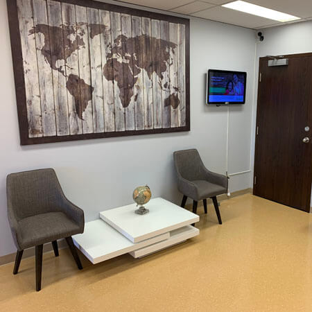 Passport Health's services include immunizations, supplies and more.